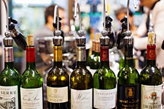 Wine Tasting, Saint-Emilion, Gironde, Aquitaine, France by Panoramic Images Art Print, 45 x 30 inches