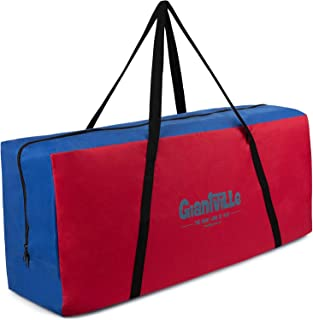 Giant 4 in A Row Carry and Storage Bag - (Game Not Included) - Carrying Bag for Life Size Connect 4 Game - Easily Transport / Store Jumbo Connect Four Game - Take Your Four-in-a-Row Anywhere!