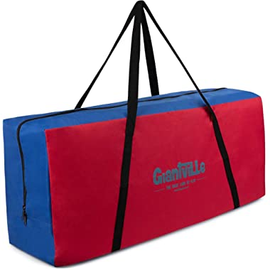 Giant 4 in A Row Connect Game Carry and Storage Bag - Carrying Bag for Life Size Connect 4 Game - Easily Transport / Store Jumbo Connect Four - Take Your Four-in-a-Row Anywhere! (Game Not Included)