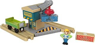 Fisher-Price Thomas & Friends Wood, Spin & Lift Crane