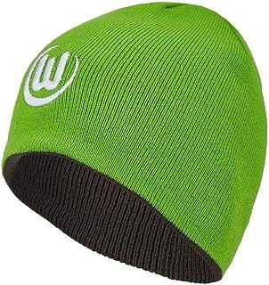 VfL Wolfsburg Wende-Beanie Prägung