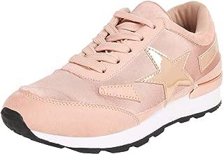 Catwalk Women's Star Patterned Sneakers