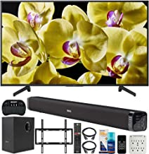 $599 » Sony XBR-55X800G 55-inch 4K UHD LED Smart TV (2019) Bundle with Deco Gear 60W Soundbar with Subwoofer, Deco Mount Flat Wall Mount Kit, Wireless Keyboard, Screen Cleaner and 6-Outlet Surge Adapter
