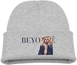 Big and Little Boys' Knit Hat Slouchy Beanie Winter Beyonce Logo Skull Cap Knit Hat Baseball Cap