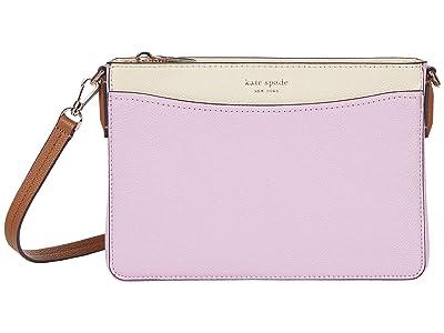 Kate Spade New York Margaux Medium Convertible Crossbody (Sweet Pea Multi) Handbags