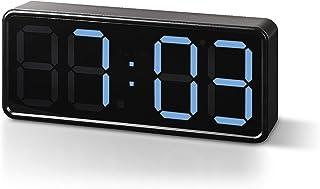 RCA RCD1000UBKA Alarm Clock, Extra Large, Blue