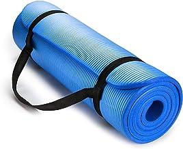 The world's most advanced yoga mat, Blue