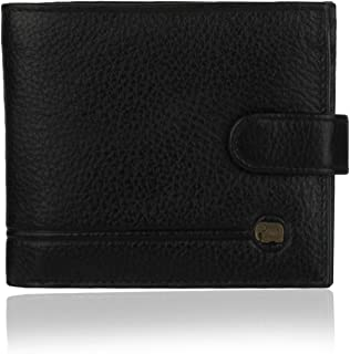 K London Elephantine Multiple Zipper Wallet-14495_blk