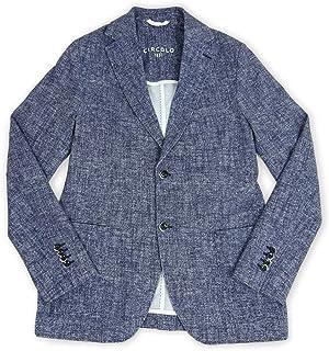 CIRCOLO 1901 (チルコロ) シングル ジャケット [メンズ] CN2601【BLU /46・48・50サイズ】