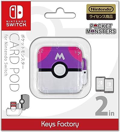 精灵宝可梦 卡片夹 for Nintendo Switch-Variation_P