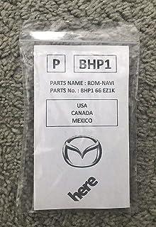 UCMM Mazda BHP1 66 EZ1K Navigation System 3 6 CX-3 CX-5 CX-9 USA/Canada