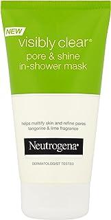 Neutrogena Zichtbaar Clear porie en glans in-douche masker