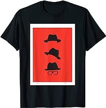 Run trio boy t-shirt men women