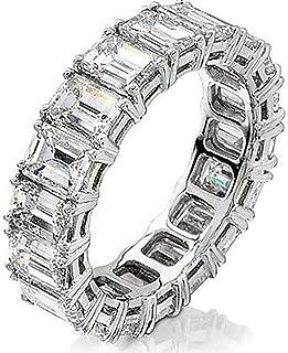 Best 8 carat diamond eternity band Reviews