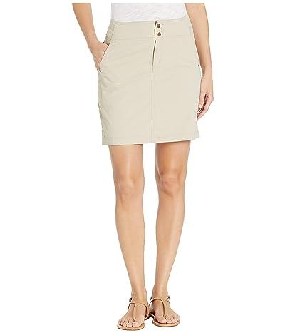 Royal Robbins Jammer Skirt (Light Khaki 2) Women
