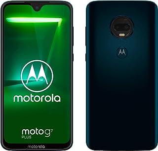 "Motorola Moto G7 Plus, Smartphone Android 9.0, Display 6,2"" (FHD+, 2270 x 1080 Pixel), Dual Camera da 16Mp, 4/64 GB, Dual ..."
