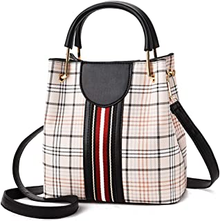 Crossbody Bags Purse Fashion Shoulder Bag for Women,Ladies Handbags in Leather