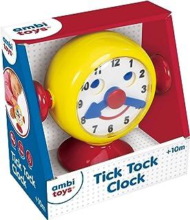 Tick Tock Clock, Toy Clock
