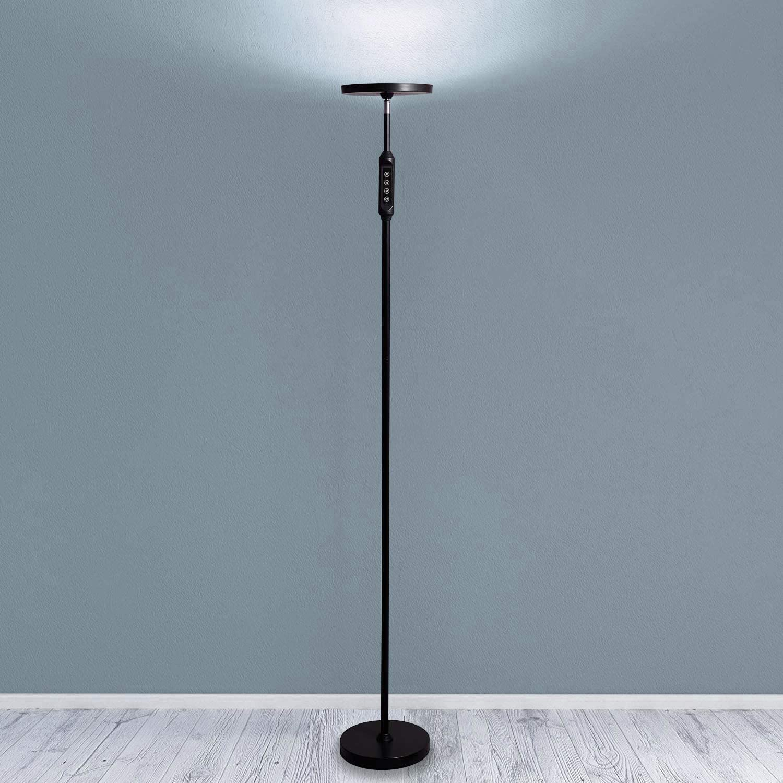 Daylight LED Floor Standing Lamp - Tall Task Very popular Modern Reading Upli Limited price