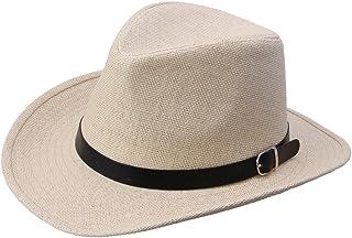 チーアンTiann ハット メンズ 帽子 折りたたみ 麦わら帽子 ミックスペーパーハット パナマ帽 中折れ ハット リボン おしゃれ