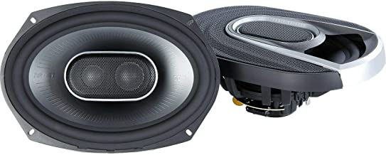 $189 » Polk Audio MM 6x9 Inch 3-Way Car Audio Boat Motorcycle Ultra Marine Speakers 6x9 (Pair) (Renewed)