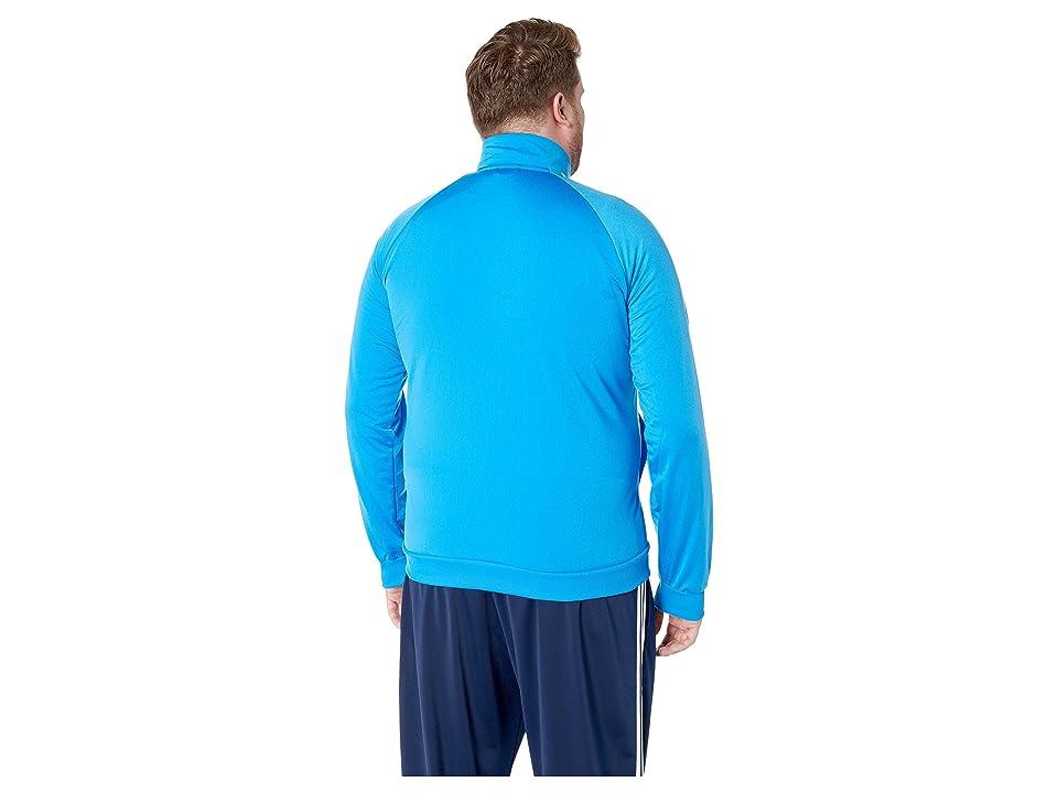 Mens Adidas Essentials 3 Stripes Tricot Track Jacket CZ7366