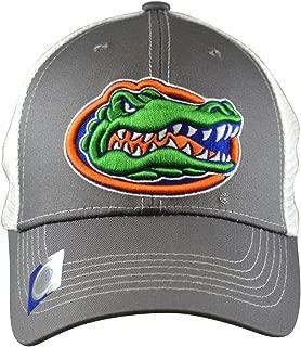 Collegiate Headwear Florida Gators College Gray Ghost Ball Cap Team Spirit Fan Headwear