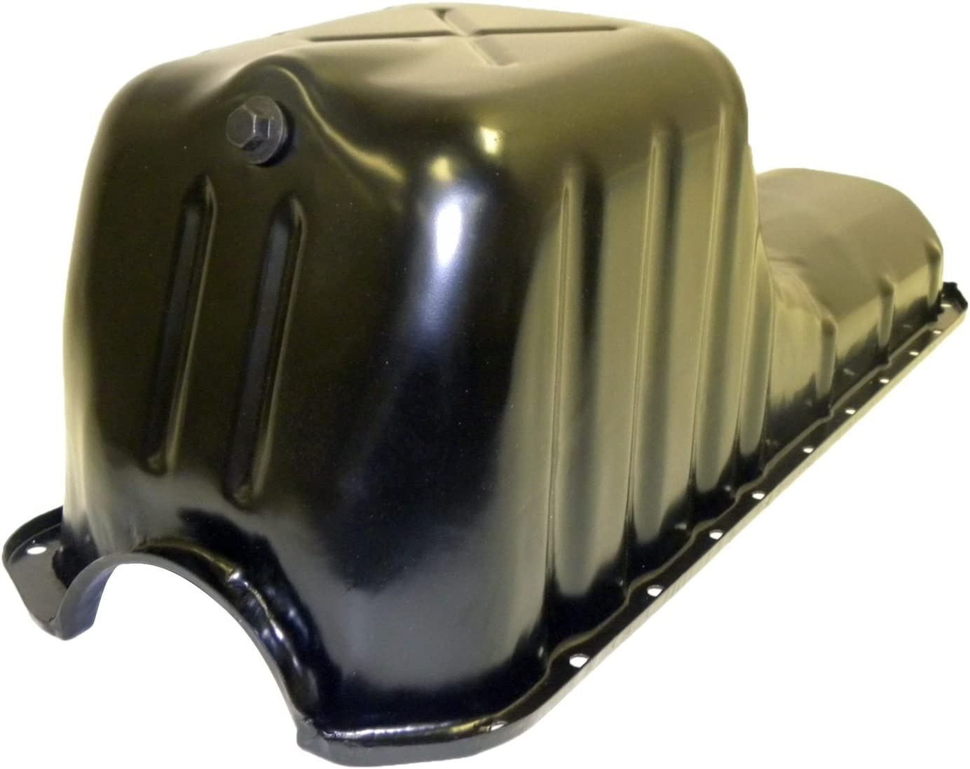 Crown Automotive Engine Oil Pan Black 直営ストア 価格