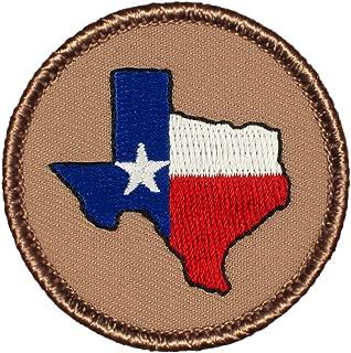 Lone Star Texas Patrol Patch - 2