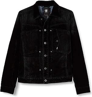 G-STAR RAW Men's Scutar Slim JKT Denim Jacket