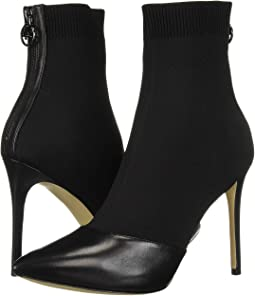 24de691c47563 Search Results. Black Soft Knit/Vachetta. 129. MICHAEL Michael Kors. Vicky  Bootie