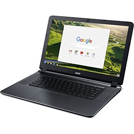 Acer 15.6inch Chromebook Celeron N3060 Dual-Core 1.6GHz 2GB RAM 16GB Flash ChromeOS (Renewed)