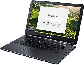 Acer 15.6inch Chromebook Celeron N3060 Dual-Core 1.6GHz 2GB RAM 16GB Flash ChromeOS (Renewed)