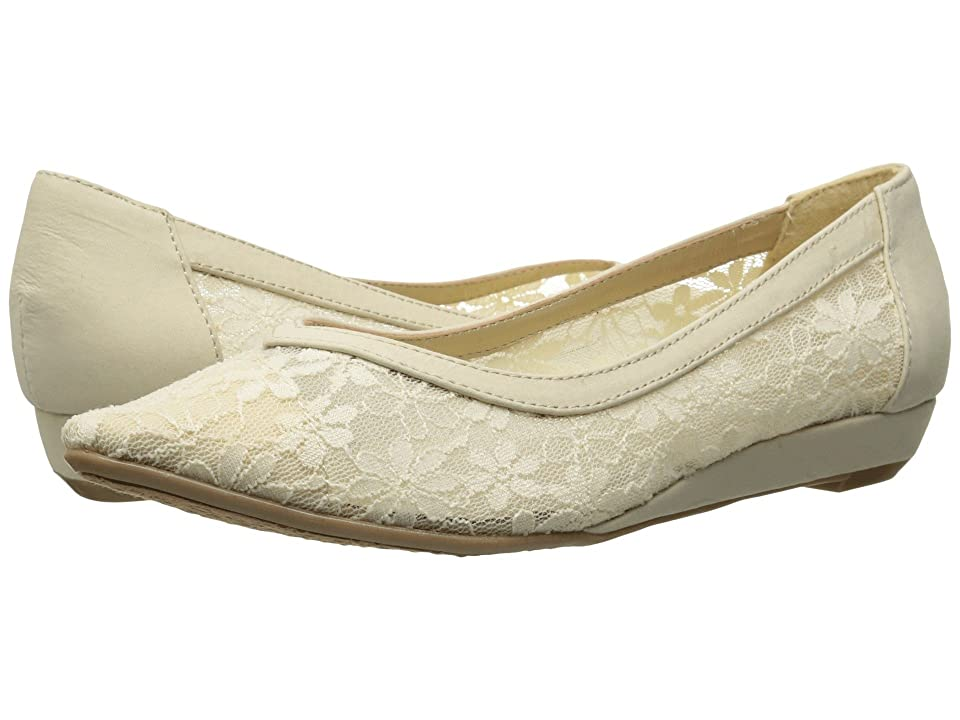 CL By Laundry Samantha (Beige/Beige Lace) Women