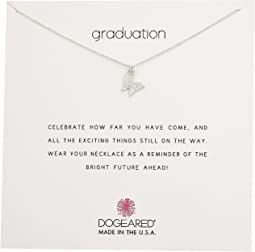 Dogeared - Graduation, Graceful Butterfly Necklace
