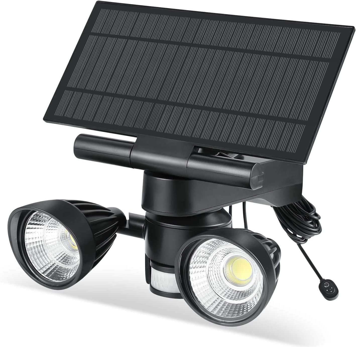 Popular Recommendation products Wasserstein Floodlight Solar Panel Motion-Activated Charger