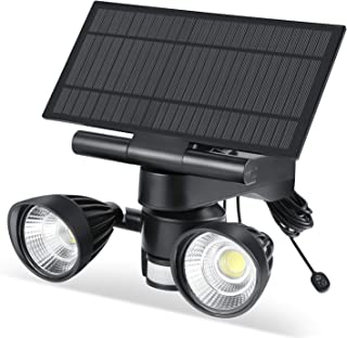 Wasserstein Floodlight & Solar Panel Charger, Motion-Activated, Compatible with Arlo Ultra/Ultra 2 & Arlo Pro 3/Pro 4 Only...