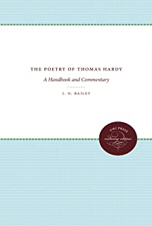 The Poetry of Thomas Hardy: A Handbook and Commentary