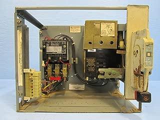 Square D Model 4 Size 1 3 Amp Breaker MCC Bucket MCCB 12