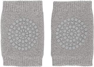 BABYGO, GoBabyGo - Rodilleras para gatear, talla única, color gris
