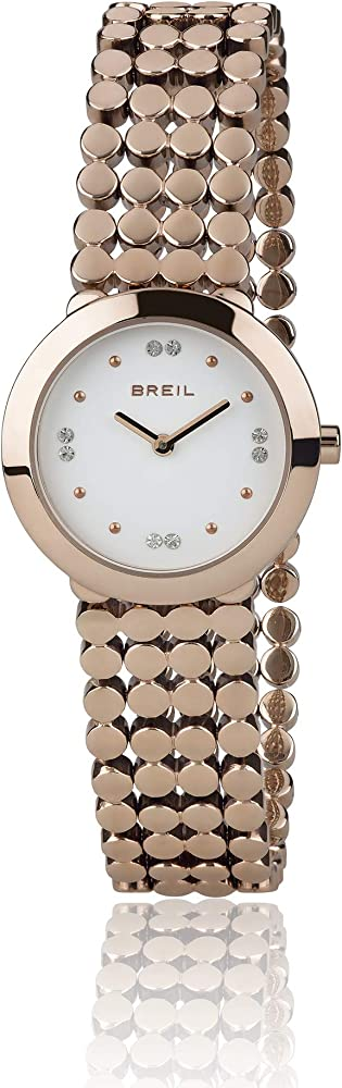 Breil orologio in acciao ip colorato  rose TW1767