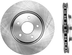 CRK14414 FRONT Premium Grade OE 295.8 mm [2] Rotors [for Chevrolet Cobalt SS HHR Malibu Pontiac G5 G6 Saturn Aura ION ]