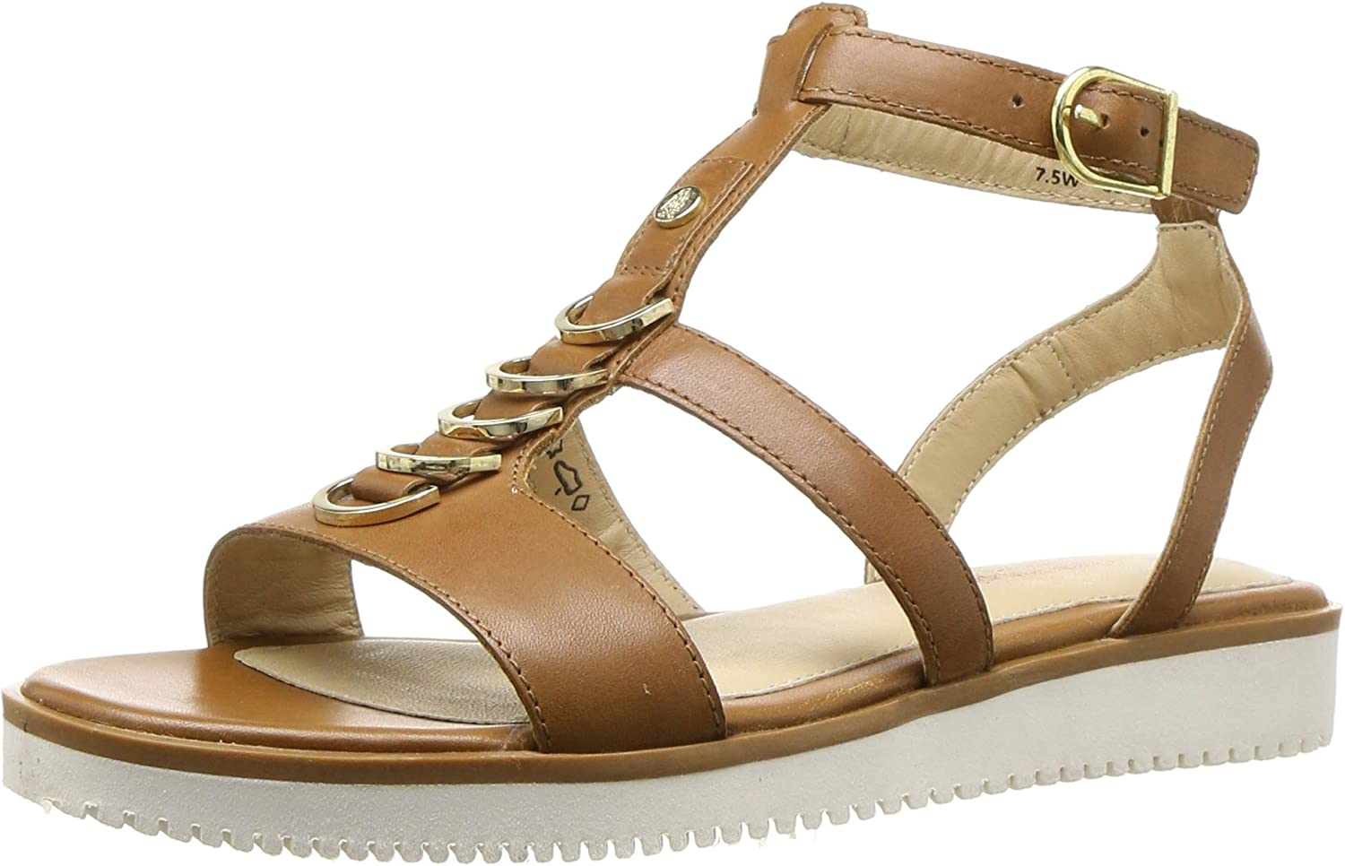 Hush Puppies Womens Briard Ring T-Strap