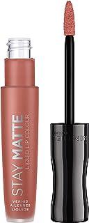 Rimmel London, Stay Matte Liquid Lip Colour, 700 Be My Baby, 5.5 ml - 0.18 fl oz