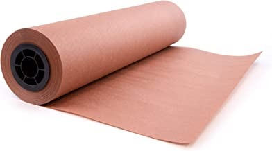 Sponsored Ad - Pink Butcher Kraft Paper Roll Peach Wrapping Paper for Beef Briskets, BBQ Meat Smoking USA Made, All Natura...