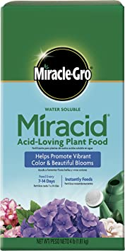 Miracle-Gro Water Soluble Miracid