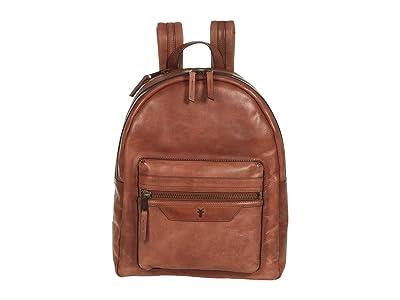 Frye Holden Backpack (Whiskey) Backpack Bags