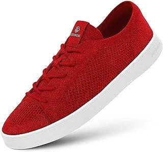 GIESSWEIN Wool Sneaker Men - Platform herenschoenen, lage schoenen, casual sneakers in 3D-stretch van Merinowol, superlich...