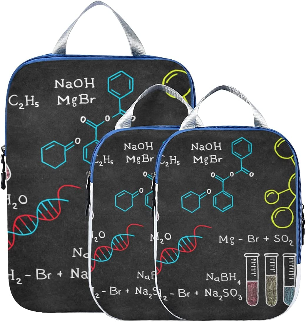 Packing Travel Organizer Ranking TOP5 Cubes Periodi San Diego Mall Fashion Chemical Elements