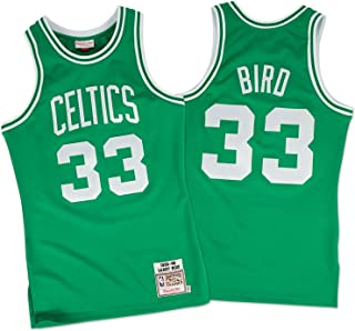 larry bird jersey and shorts